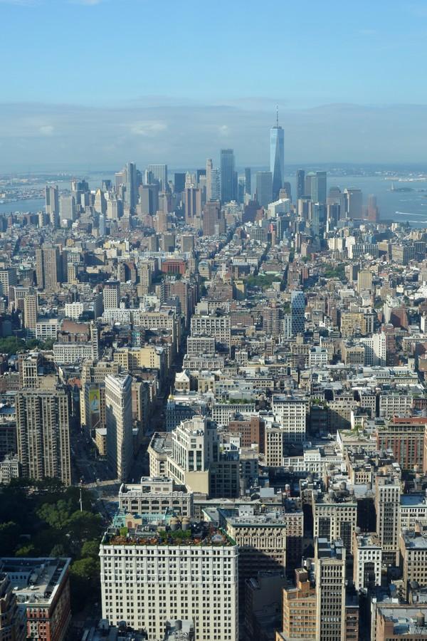 Aansluiting in NYC